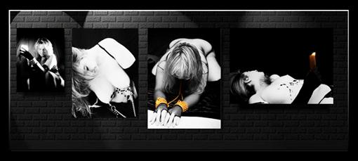 Fotografía erótica BDSM Ejemplo1