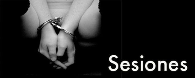 Sesiones BDSM