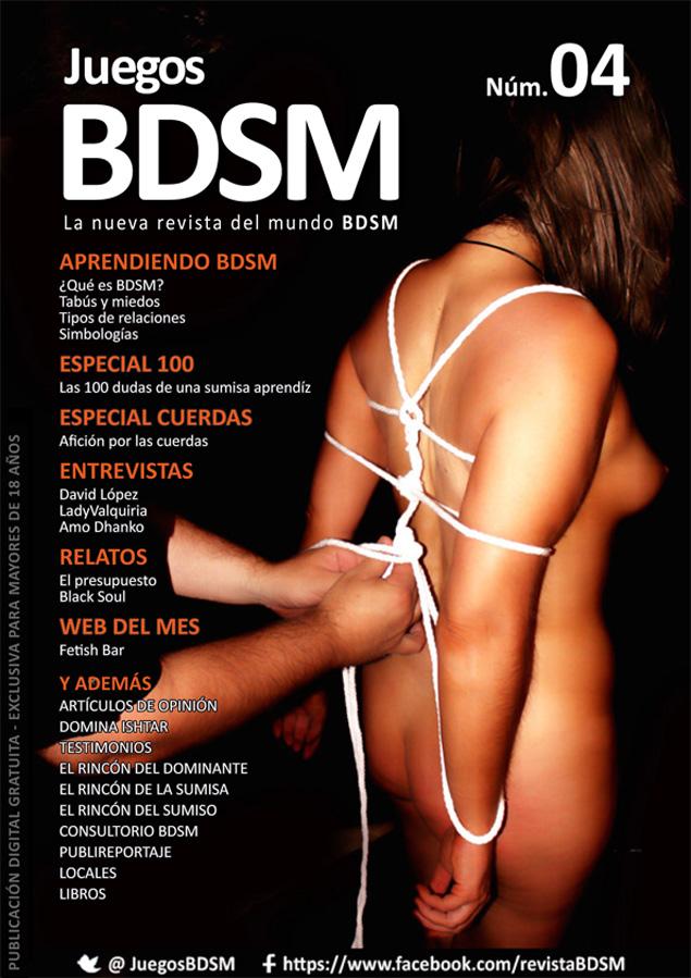 Revista JuegosBDSM