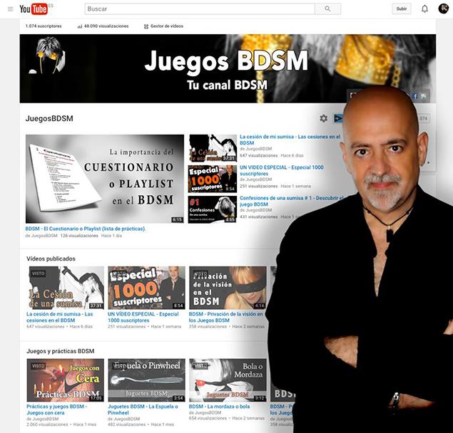 Promo canal JuegosBDSM julio 16